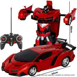 Dirigindo carros esportivos Modelos de robôs Carro de Controle Remoto RC combates Toy Dom