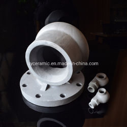Reação refratário de carboneto de silício sinterizado Sic Fornecedor do Bico