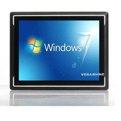 كمبيوتر صناعي من الفئة i7-7500U مزود بتقنية اللمس المتعدد مزود بتقنية WiFi