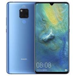 Оригинальные сотовые Huawei Мате 20 X 20 X 128 ГБ, 256 ГБ 40MP камер 5000Мач считыватель отпечатков пальцев ID 7,2 дюйма Emui 9.0.0 4G OTG NFC телефон