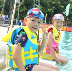 Vestito di Buoyancyepe dello squalo della maglia eccellente dell'aletta/maglia di sicurezza/vestito galleggiabilità della gomma piuma/giubbotto di salvataggio di galleggiamento