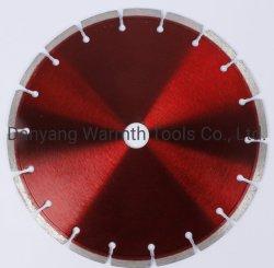 """Découpe à sec de 230 mm (9"""") Diamond disque à découper pour Hard-Granite, marbre, béton de l'utilisation"""