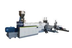작은 알모양으로 하기 기계 (1100kg/h)를 재생하는 HDPE 우우병 조각
