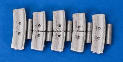 Chumbo (PB) de pesos de roda de venda quente para carros