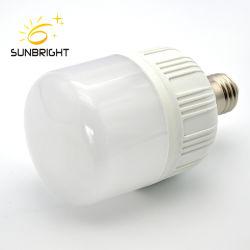 중국 디스트리뷰터 T 모양 전구 E27 램프 30W 40W 고성능 LED