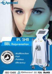 Ce médicale approuvé Hot SHR produit jusqu'à 8 Hz traitement indolore de Apolomed
