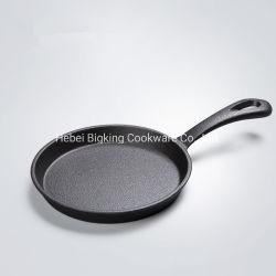 China Fornecedor utensílios de ferro fundido Pan Waffle duplo