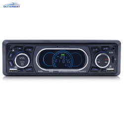 Bluetooth 1 in-streepje 8809 MP3 Steun BR van het Voertuig van de Auto van DIN Stereo Audio van de Ontvanger USB/Aux/FM van de Speler de Auto Radio