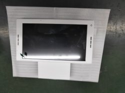 7inch LCD Pop Displayer met de Steun van de Magneet
