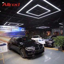 Ronde Non-Standar 1000mm Cercle Lampe à LED pour les meubles Shop forme spéciale LED lumière linéaire