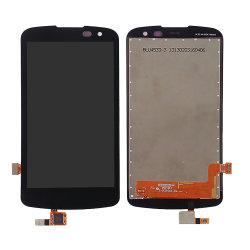 Qualidade superior do LCD do telefone celular com tela sensível ao toque para LG K3, K100