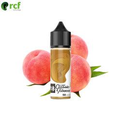 RCF New Shisha Hookah E Liquid Peach Tobacco Flavor Juice