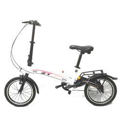 [أم] الصين مصنع مباشرة [ألومينوم لّوي] يطوي درّاجة جيب فائق خفّة مصغّرة لأنّ بالغ & مراهق