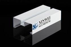 Het poeder Met een laag bedekte Profiel van het Aluminium van het Venster en van de Deur