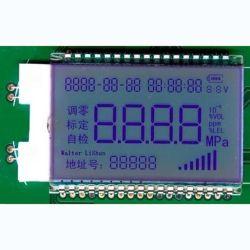 FPC를 사용한 맞춤형 LCD 메이커