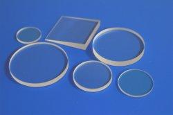 편평한 광학적인 석영 사파이어 유리