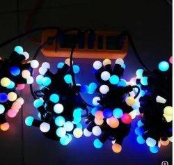 Рождество волшебная 3м 20светодиоды светодиод String аккумуляторной батареи индикатор шарового шарнира газа освещение