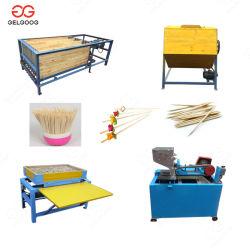 Máquina de Fazer palito automática para o bambu|Madeira Preço Fabricante da Máquina