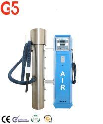 De gebruikte Inflator van de Band van Zhuhai van de Maten van de Druk van de Apparatuur van het Voertuig van Tyers van de Auto voor Machine van de Lucht van het Benzinestation van de Pompen van de Post van de Benzine van de Garage van de Pomp van de Lucht van de Auto de Vacuüm mat Deur af