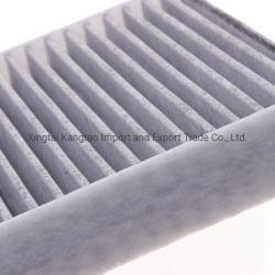 Filtro AC cabina 87139-58010 elemento filtrante auto Elemento filtrante filtro motore elemento filtrante AC