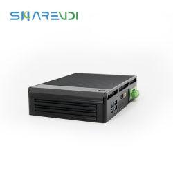 El mejor ordenador de sobremesa más pequeño de todos en un PC sin ventilador CPU Intel Core i7 Mini PC para juegos de Equipo Industrial