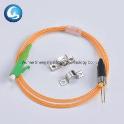 Волокна Pigtailed 1310 нм лазерный с частотой 5 Ггц для телекоммуникационных