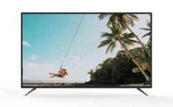 Voller HD Zoll LED des Hersteller-flacher Bildschirm-intelligenter des Fernsehen-58 Fernsehapparat für Fahrwerk-Panel
