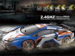 Afstandsbediening Auto 1: 10 2.4G 4WD Drift Racing Car afstandsbediening voertuig RC Car