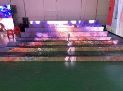 1024X256mm結婚披露宴のショッピングのための1280X256mm屋内P4階段LEDスクリーン