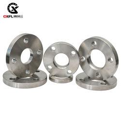 Fornitore della Cina di flangia dell'acciaio inossidabile ASME B16.5 304/304L/316/316L Lj rf