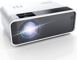 핫 셀링 LCD 3500 루멘 170인치 1280 * 800 해상도 3D 마이크로 단거리 투사 LED 미니 프로젝터 4K