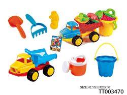子供浜のおもちゃのための6PCS夏の楽しみの砂のおもちゃ