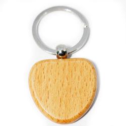 قلبيّة [هو قوليتي] شكل فارغة مخصص حرف الحرف اليدوية سحر خشب