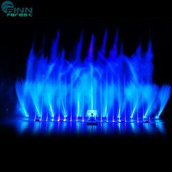 2,5 m de diamètre extérieur décoratif de la musique de l'eau des fontaines de jardin