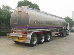 SINOTRUK 3 Achsen 40 000liters - 50 000liters, 60000liters Aluminium Tankwagen Semi Trailer