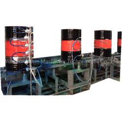 Hoogwaardige olie stalen trommel spuitlijn, 208L 210L stalen olievat spuitcabines!