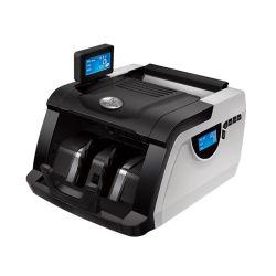 Compteur de comptage Uvmg multi devises Machine Le projet de loi de l'argent compteur (XD-198)