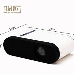 TV inteligente multimédia projector digital de vídeo Full HD de 1080P CAIXA DE TV LED Projector LCD portátil Mini projector de cinema em casa