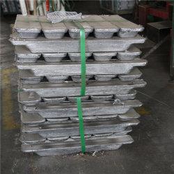 99.65% / 99,85 % / 99,90 % lingot d'antimoine Chine Exportateur