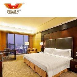 personalizado mobiliário de hotel 5 estrelas cama dupla