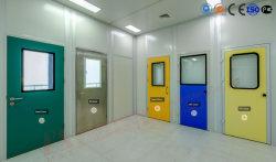 GMP стальные двери для фармацевтических рабочего совещания