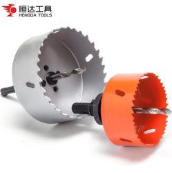 Il foro caldo del metallo della Bi del HSS il M3 la m. 42 di vendite ha veduto per gli impianti di perforazione del PVC di legno di metallo
