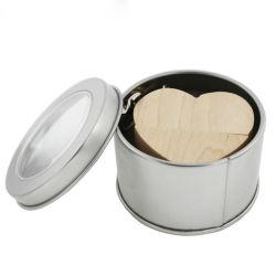 USB 3.0 бесплатный индивидуальный логотип орех сердце нам+окно Flash диск 64 ГБ 32ГБ 16ГБ 4 ГБ U фотографии свадебный подарок