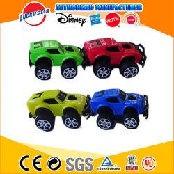 Stuk speelgoed van de Auto van het Certificaat van de Auto van de trekkracht het Achter ModelEn71 Plastic Blauwe