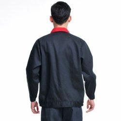 Ropa de trabajo europeo personalizado de profesionales de las prendas de vestir uniforme de la ropa de trabajo resistente al ácido