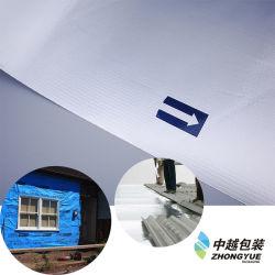 La resistencia al fuego la película de aluminio de recubrimiento con tejido 3bf7-18