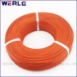 UL 1330 Approuvé brin en cuivre étamé 600V -100C 200C 150c AWG 14 fil isolé En Téflon FEP