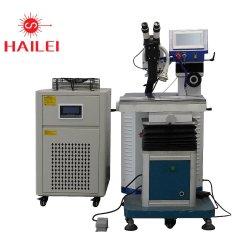 أفضل سعر 200W 400W Mold Die Metal S136 Nak-80 P20 SKD-11 SKD-61 H13 W302 GS2344 GS2343 GS2080 إصلاح الليزر القديم آلة اللحام