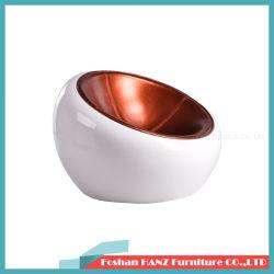 ガラス繊維円形の半球FRPの余暇の球の椅子