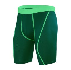 Les hommes Quick-Drying Running Shorts Polyester